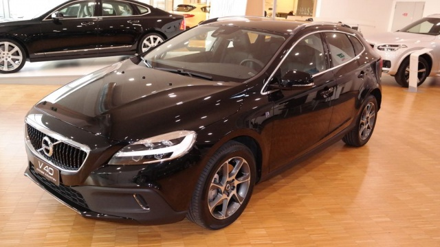 Volvo V40 Cross Country D2 Volvo Ocean Race