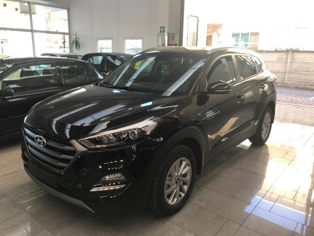 Hyundai Tucson km 0 1.7 CRDi CONFORT-NAVY diesel Rif. 9736615