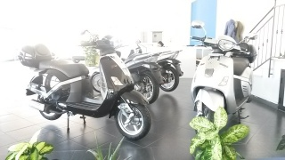 MOTOS-BIKES Buell Lambretta 151 Km 0