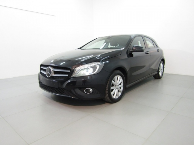 MERCEDES-BENZ A 200 Nero metallizzato