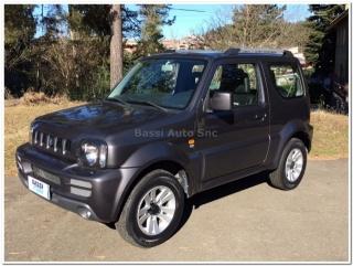 SUZUKI Jimny 1.3i 16V Cat 4WD Evolution + Usata