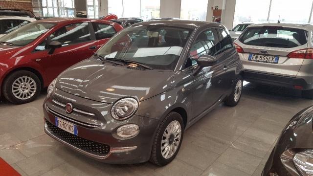 Fiat 500 usata 1.2 Lounge NEW MODEL a benzina Rif. 10999462