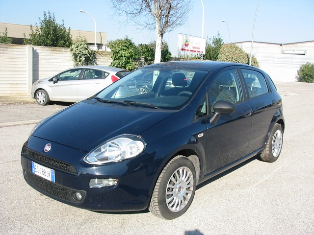 Fiat Punto usata 1.3 MJT 75CV 5 porte Van Pop 4 posti E5+ diesel Rif. 9095100