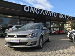VOLKSWAGEN Golf Variant 1.6 TDI 110 CV BUSINESS BlueMotion Usata