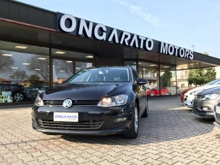 VOLKSWAGEN Golf Variant 1.6 TDI 110 CV BUSINESS 2016 Usata