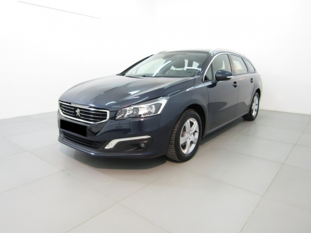 PEUGEOT 508 Blue metallized