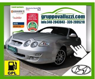 HYUNDAI Coupe 2.0i 16V Cat FX GPL Usata
