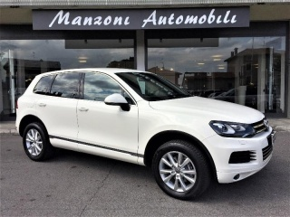 VOLKSWAGEN Touareg 3.0 TDI Tiptronic BlueMotion Technology Usata