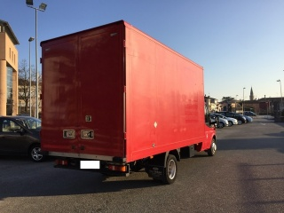 FORD Other TRANSIT  350 L CAB GEMELLATO Usata
