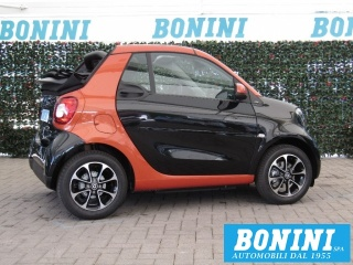 SMART ForTwo 70 1.0 Twinamic Cabrio Passion - Per Neopatentati Usata
