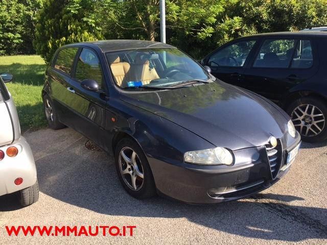 Alfa Romeo 147 usata 1.9 JTD (115 CV) cat 5p. Distinctive  PELLE!!!! diesel Rif. 10928045