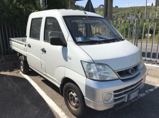 MARTIN MOTORS Other FREEDOM D-CAB 1.0 BI-FUEL METANO CASSONATO Usata