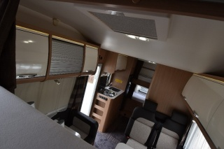 ADRIA Other SUNLIVING LIDO A45DK FULL FULL Usata