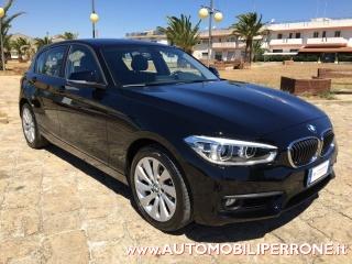 BMW 120 D 5p. (C.Automatio-Navi Prof.-xeno) Usata