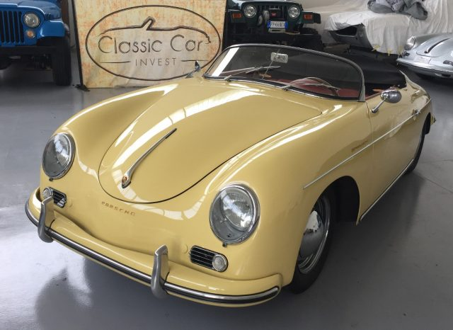 PORSCHE 356 SPEEDSTER '57 (MITICA)