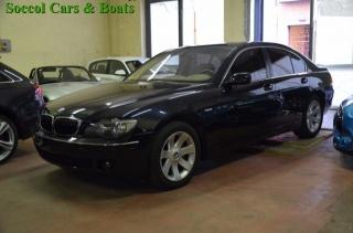 BMW 745 D Cat Futura*UNICO PROPRIETARIO!!Km. CERTIFICATI!! Usata