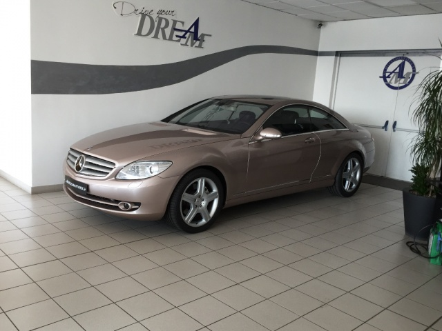 MERCEDES-BENZ CL 500 Rosa metallizzato