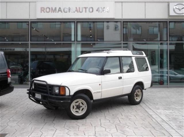 Land Rover Discovery usata 2.5 Tdi 3 porte diesel Rif. 9768928