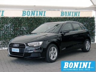 AUDI A3 SPB 1.6 TDI 116 CV Business - Navi - Xeno Plus Km 0