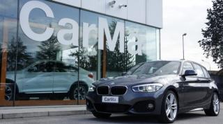 BMW 118 D 5p. Msport LISTINO 43.800? Usata