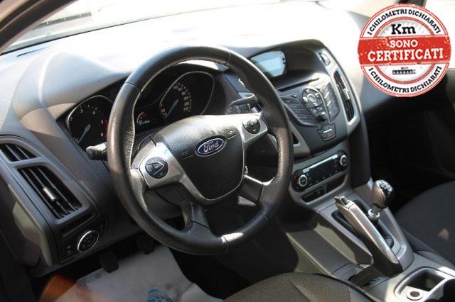 Ford Focus usata 1.6 TDCi 115 CV SW diesel Rif. 4733475