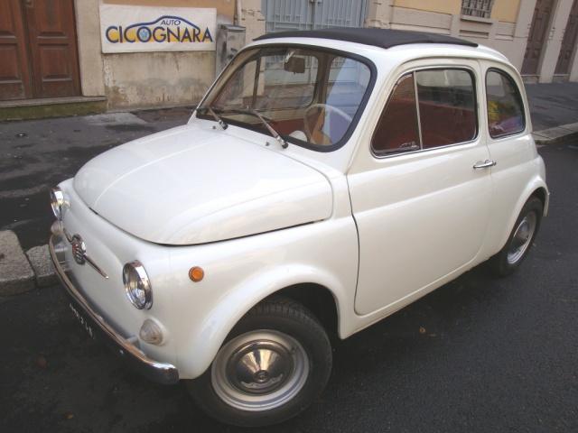 Fiat 500 d'poca F    **  WhatsApp  3939578915  ** a benzina Rif. 10599472