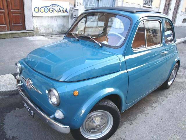 Fiat 500 d'poca F  **  WhatsApp  3939578915  ** a benzina Rif. 10599475