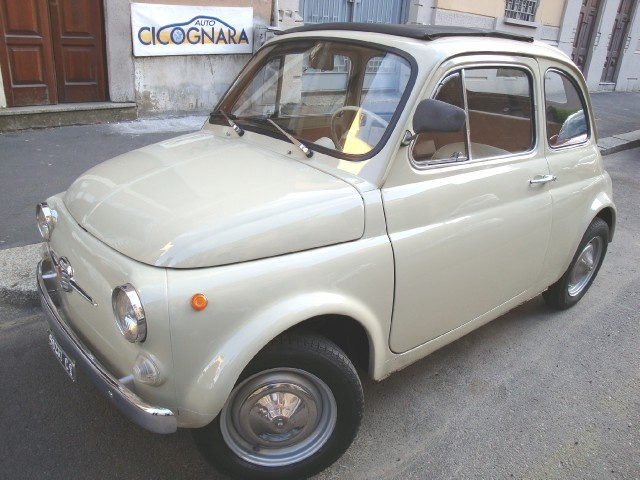 Fiat 500 d'poca F  **  WhatsApp  3939578915  ** a benzina Rif. 10599486