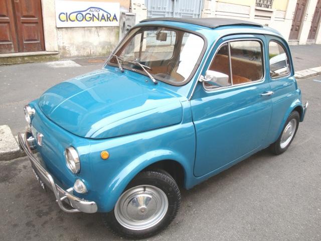 Fiat 500 d'poca L   **  WhatsApp   3939578915  ** a benzina Rif. 10599470