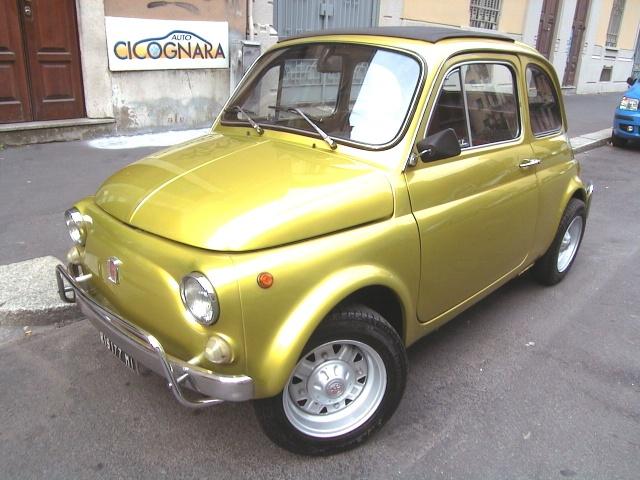 Fiat 500 d'poca L  **  WhatsApp   3939578915  ** a benzina Rif. 10599496