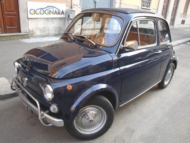 Fiat 500 d'poca L  **  WhatsApp   3939578915  ** a benzina Rif. 10599466