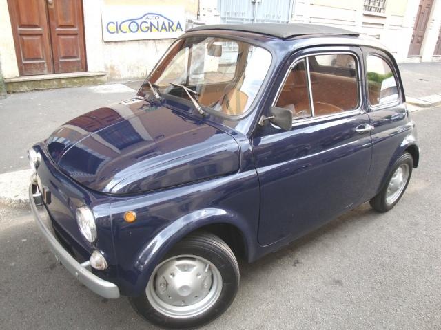 Fiat 500 d'poca R  **  WhatsApp   3939578915  ** a benzina Rif. 10599477