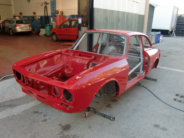 Alfa Romeo Gt UNIFICATO