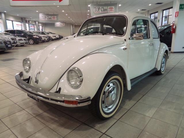 Volkswagen Maggiolino usata RESTAURATA ALLA PERFEZIONE!! ATTESTATO ASI! a benzina Rif. 4730202