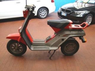MOTOS-BIKES Gilera 50 GSA Usata
