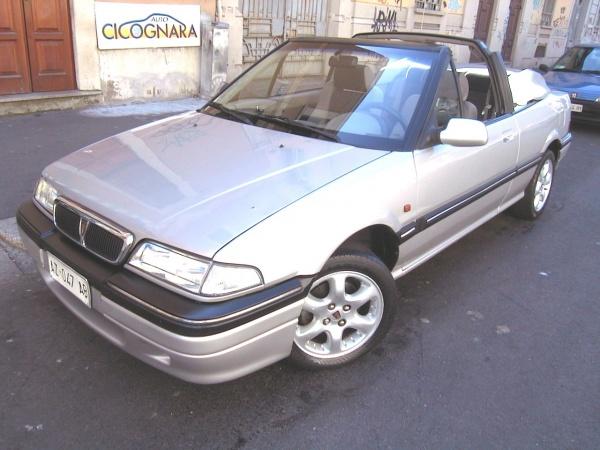1998 Rover