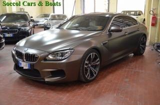 BMW M6 Gran Coupé*INDIVIDUAL*Service Book*B&O* Usata