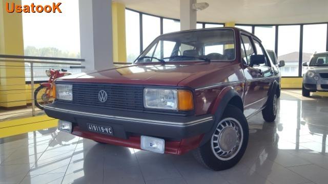 VOLKSWAGEN Jetta 1300 4 porte CL