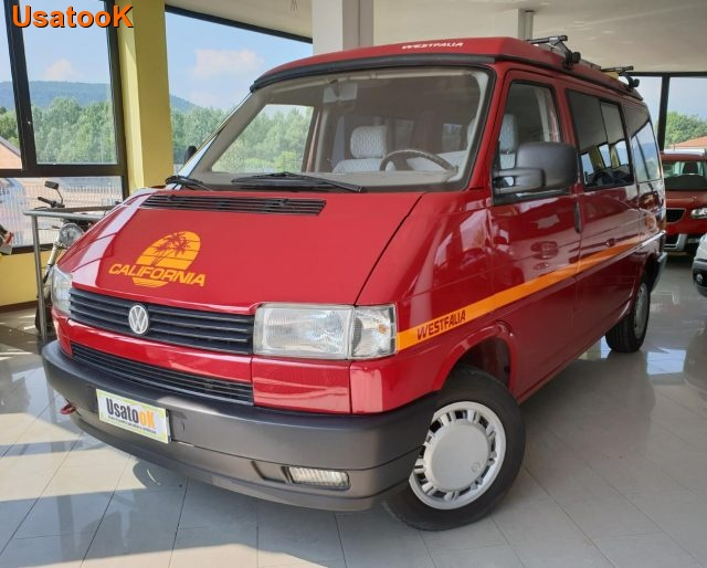 VOLKSWAGEN California Transporter Westfalia California