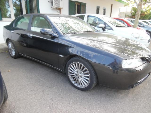 Alfa Romeo 166 usata 3.2 V6 24V cat Black Line GPL a gpl Rif. 8875116