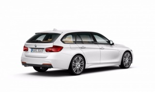 BMW 335 DA XDrive Touring MSport EURO 6 Km 0