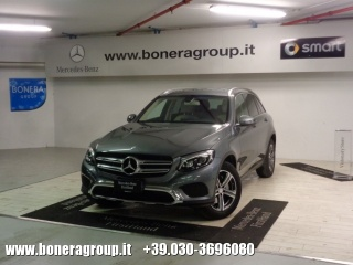 MERCEDES-BENZ GLC 250 D 4Matic Sport Usata