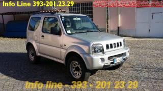 SUZUKI Jimny 1.3i 16V  4WD Si Permute Usata