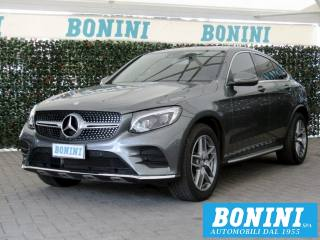MERCEDES-BENZ GLC 220 D 4Matic Coupé Premium AMG - Tetto Apribile Usata