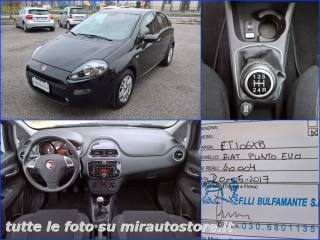 FIAT Punto 1.3 MJT II S&S 85 CV 5 Porte ECO Lounge Usata