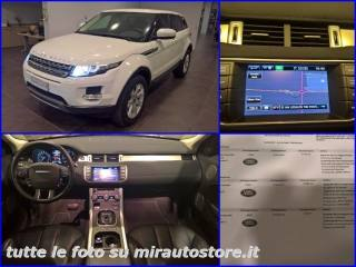 LAND ROVER Range Rover Evoque 2.2 TD4 5p. PELLE AUTOM. NAVI XENO Usata
