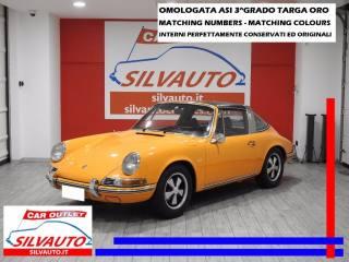 PORSCHE 911 2.2 T TARGA - OMOLOGATA ASI 3^ GRADO TARGA ORO Usata
