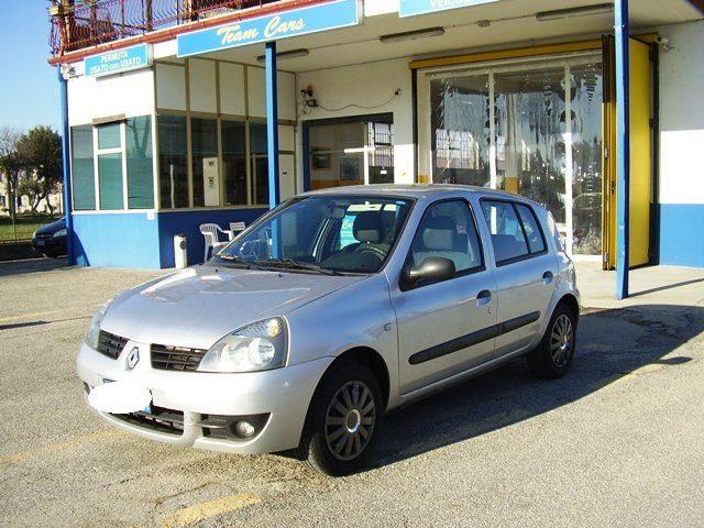 Renault Clio STORIA CC. 1.200 GPL 5/PORTE CONFORT