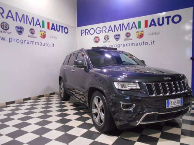 JEEP Grand Cherokee Grigio scuro metallizzato