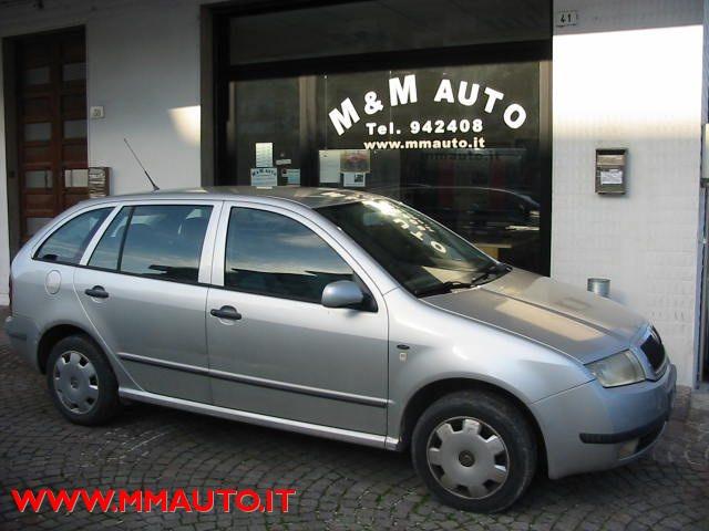 Skoda Fabia usata 1.9 TDI cat Wagon Comfort  CLIMA!!!! diesel Rif. 10928042
